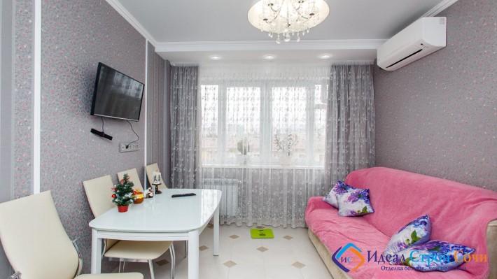 Ремонт квартиры на ул. Красноармейская 96